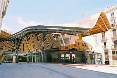 Barcellona architettura contemporanea a barcellona for Architettura contemporanea barcellona