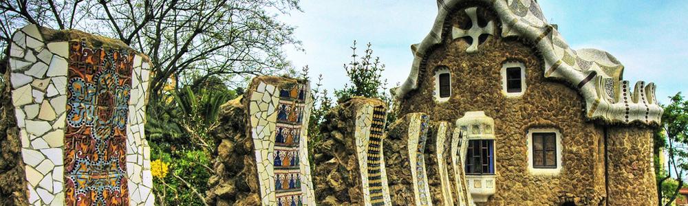 Barcellona gaud la barcellona di antoni gaudi la vita for Antoni gaudi opere