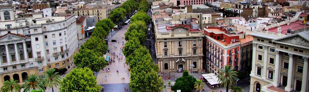 Barcellona come arrivare a barcellona con voli low cost for Ramblas barcellona