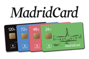 madrid card 2012